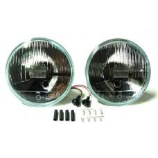Halogen Headlamp Kit (Quadoptic)