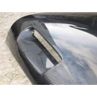 Cooper S Mini Bonnet for Mini (carbon fibre)