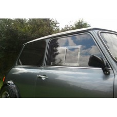Polycarbonate Front Window Kit for Mk3+ Minis