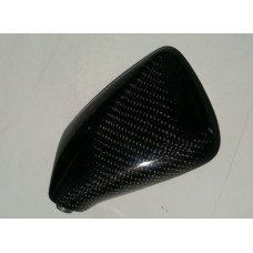 Wing Mirrors (Carbon Fibre Exposed Weave) for Mini